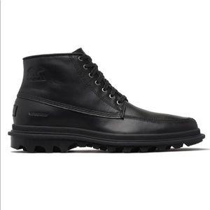 "🆕 Sorel ""Ace"" Chukka Leather Waterproof Boot"